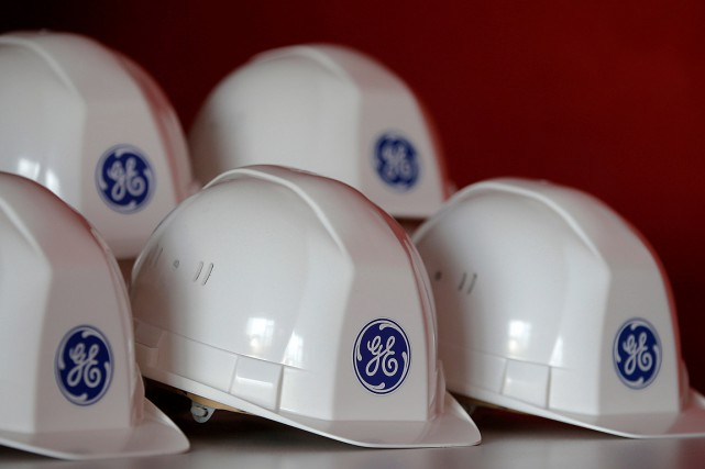 General Electric (GE), en pleine restructuration, a annoncé vendredi des... (Photo Stephane Mahe, archives REUTERS)