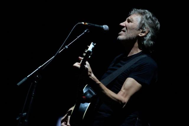 Le rockeur Roger Waters lancera un nouvel album,... (Photo Odd Andersen, Agence France-Presse)