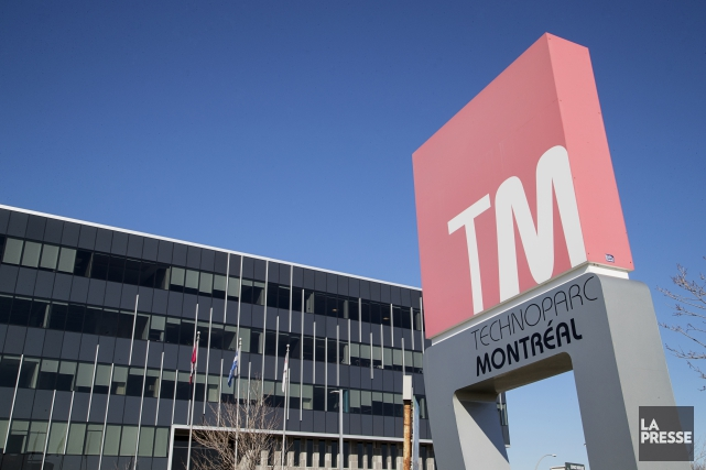 Le Technoparc Montréal est le coeur économique de... (Photo Alain Roberge, La Presse)