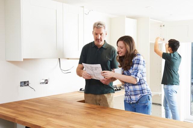 Vous voulez rénover votre cuisine ou votre salle de bain? Construire un...