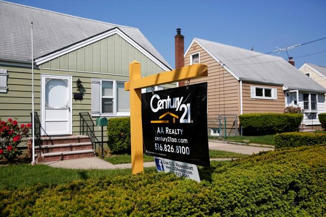 Les reventes de logements aux États-Unis ont nettement rebondi en mars pour... (Photo Shannon Stapleton, archives REUTERS)