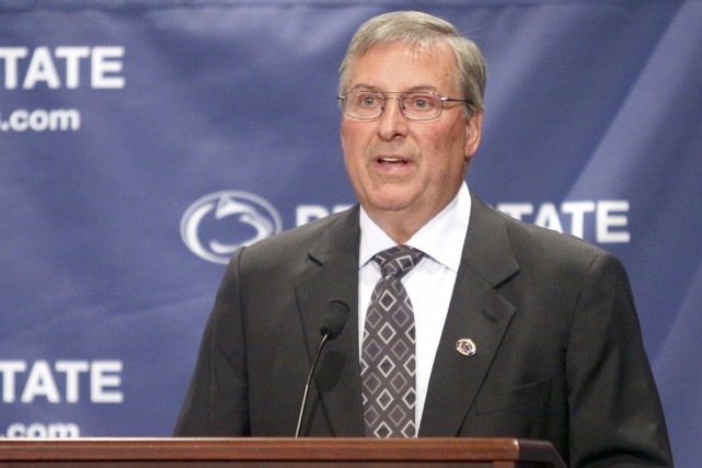 Le propriétaire des Sabres de Buffalo, Terry Pegula.... (Photo archives AP)