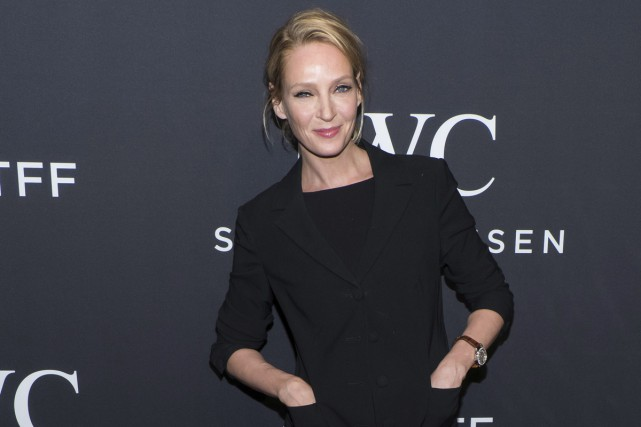 L'actrice américaine Uma Thurman présidera le jury de la section Un Certain... (PHOTO ARCHIVES AP)