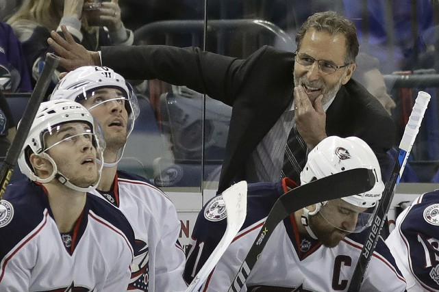 Les Blue Jackets de Columbus ont été éliminés... (Photo Chris O'Meara, archives AP)