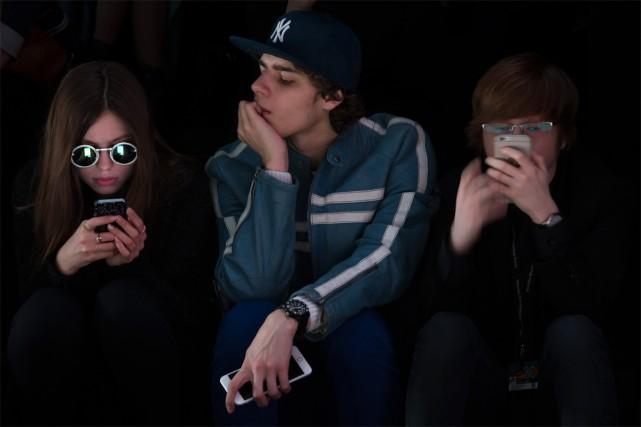 Au Québec comme aux États-Unis, la consommation de drogues chez les adolescents... (Photo archives AP)