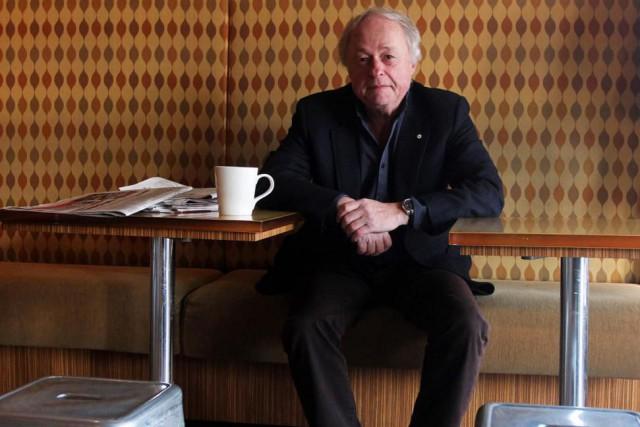 L'auteur franco-ontarien Daniel Poliquin s'est inspiré de l'affaire... (photo Étienne Ranger, Le Droit)