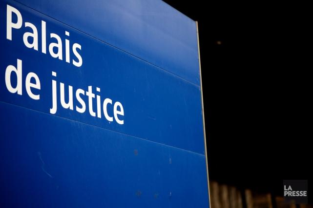 Le juge Cournoyer blâme ici la Couronne pour... (PHOTO SARAH MONGEAU-BIRKETT, ARCHIVES LA PRESSE)