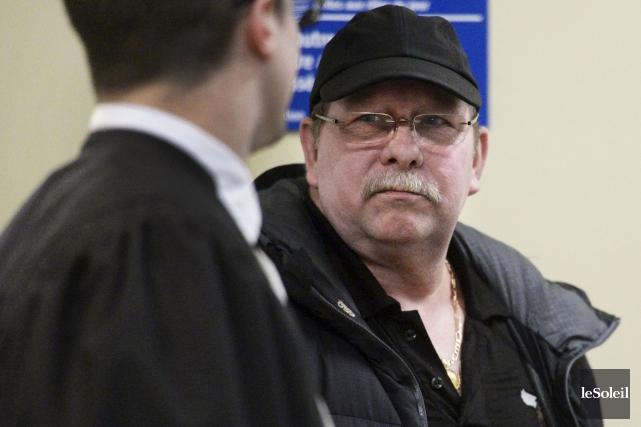 Michel Mercier, 56 ans, a été libéré des... (Le Soleil, Jean-Marie Villeneuve)