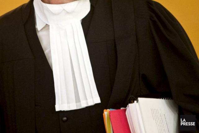 En octobre2014, la juge de paix Christine Auger... (Archives La Presse)