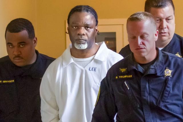 Ledell Lee a été exécuté jeudi soir. L'homme... (AP, Benjamin Krain)