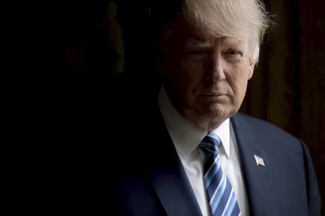 Donald Trump n'a ni repères ni instruments, il... (Archives, Associated Press)
