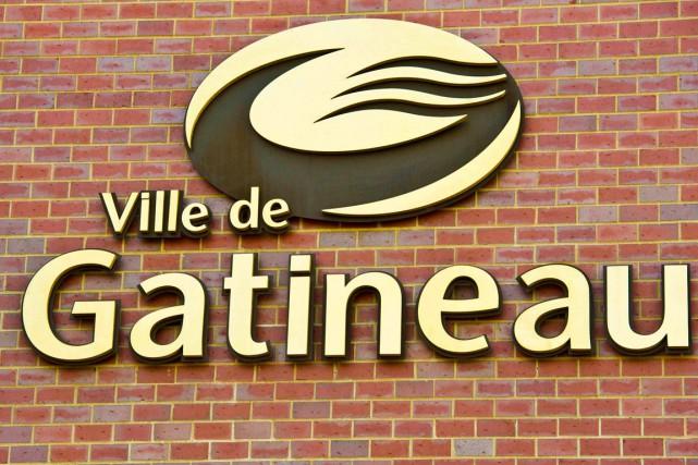 Logo, Ville de Gatineau... (Martin Brunette, Archives Le Droit)