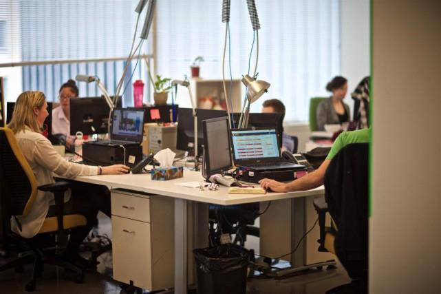 SweetIQ a été fondée en 2012 et se... (Photo André Pichette, Archives La Presse)