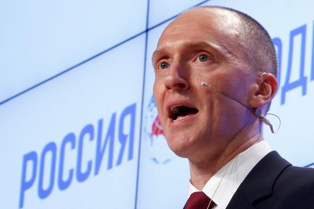 L'ancien conseiller en politique étrangère de Donald Trump,... (Photo Sergei Karpukhin, archives REUTERS)