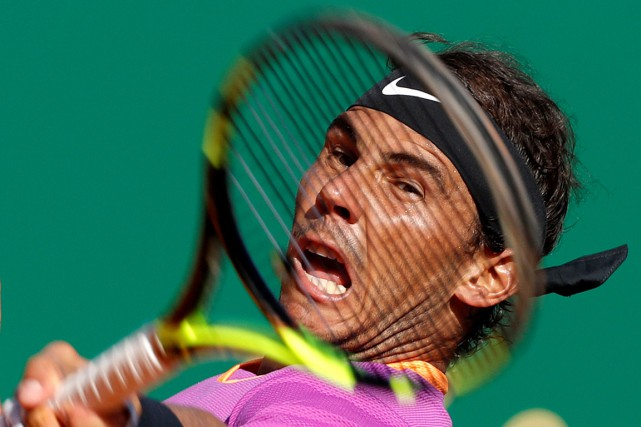 Rafael Nadal... (Photo Eric Gaillard, REUTERS)