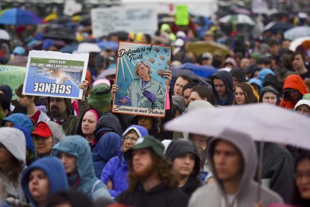 L'événement, qui a été lancé à Washington (photo),... (Photo Jahi Chikwendiu/The Washington Post via AP)