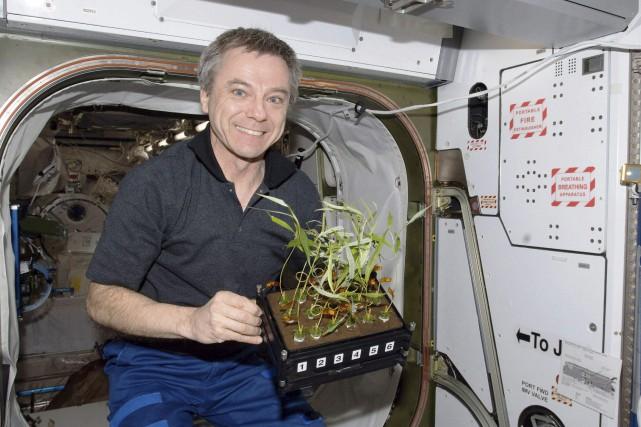 L'astronaute à la retraite Bob Thirsk affirme que... (Photothèque le Soleil)
