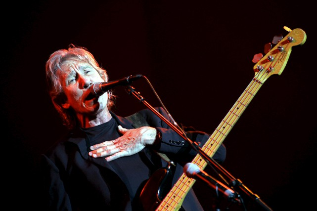 Le nouvel album de Roger Waters s'inscrit dans... (Archives AFP, DAVID FURST)
