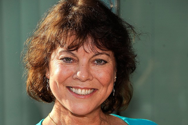 Erin Moran en 2009... (Photo Frazer Harrison, archives AFP/ GETTY IMAGES NORTH AMERICA /)