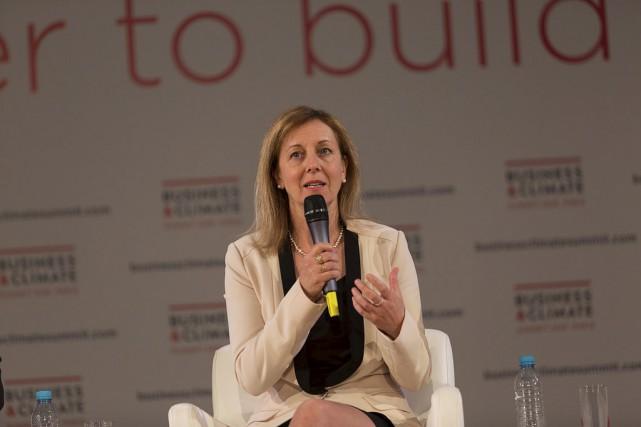 Louise Métivier est «Ambassadrice2017 en développement durable» de... (Fournie)