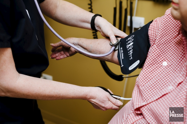 Plusieurs Québécois sont toujours sans médecin de famille... (La Presse)