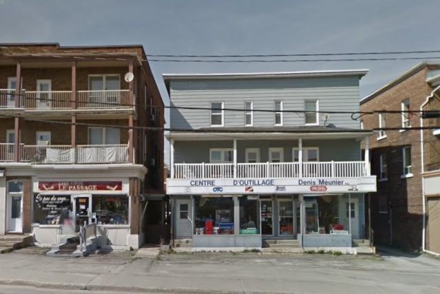 Le Centre d'outillage Denis Meunier déménagera prochainement.... (Tirée de Google Street View)