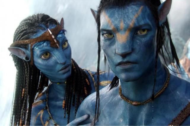 La série Avatar raconte l'histoire d'un conflit entre... (PHOTO FOURNIE PAR 20TH CENTURY FOX, ARCHIVES LA PRESSE CANADIENNE)