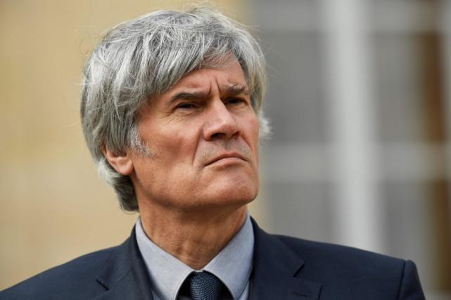 Stéphane Le Foll, ministre de l'Agriculture... (PHOTO ARCHIVES AFP)