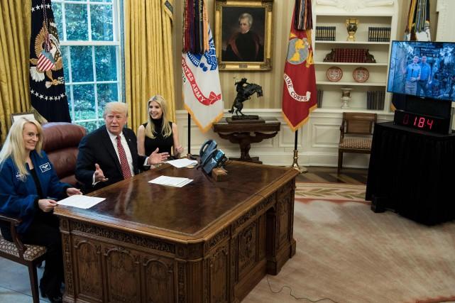 «Il s'agit d'un jour très spécial dans l'histoire... (PHOTO AFP)