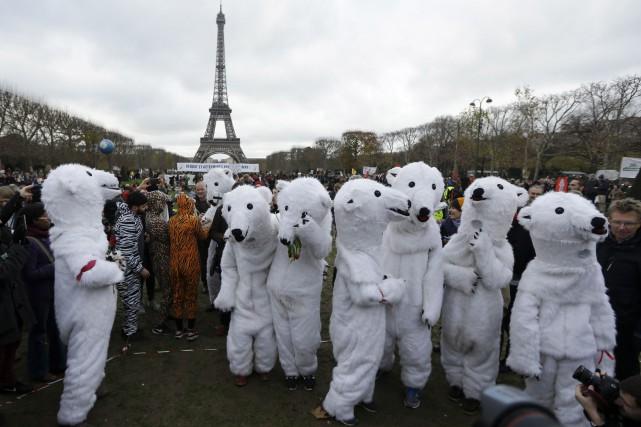 L'accord sur le climat avait été accepté, au... (AP, Matt Dunham)