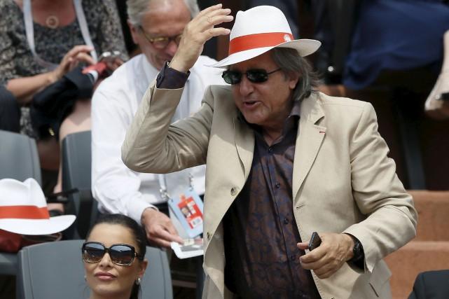 Capitaine de l'équipe roumaine de la Fed Cup... (AFP, Patrick Kovarik)