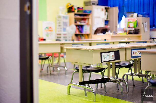 Le système d'éducation du Québec est à trois... (Archives La Presse)