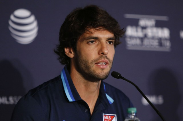 Kaka empoche à lui seul plus de 2... (Photo Jerry Lai, archives USA TODAY Sports)