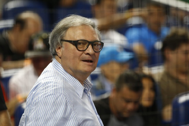 Le processus de vente des Marlins par le... (PHOTO ARCHIVES AP)