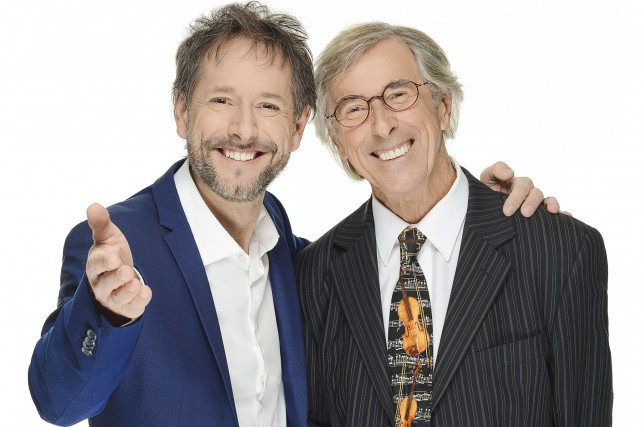 Jean-Pierre Coallier et son fils Marc-André sont coprésidents... (PHOTO RQRA, François Bergeron)
