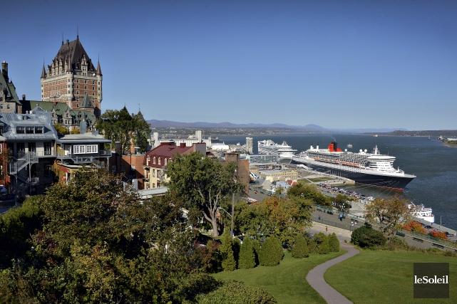 La ville de Québec vient de mettre sur... (Photothèque Le Soleil, Patrice Laroche)