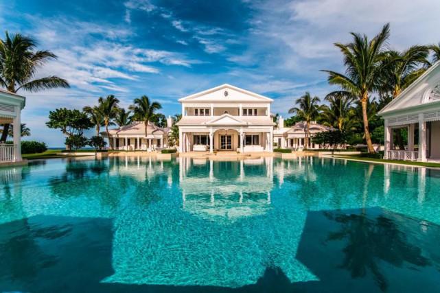 La demeure que vient de vendre Céline Dion...
