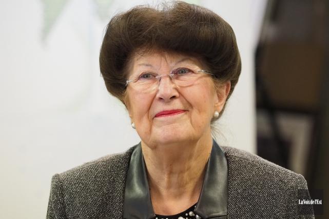 Pauline Quinlan siègera sur le comité de révision... (Archives La Voix de l'Est)