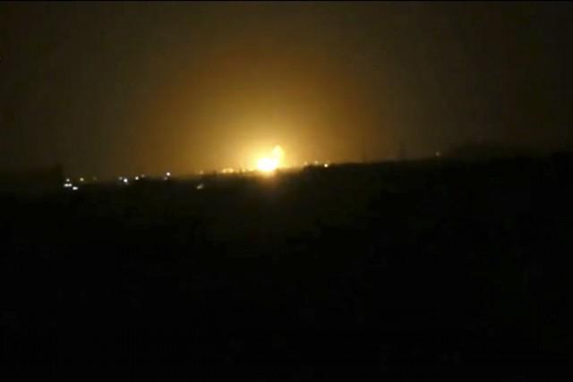 L'Observatoire syrien des droits de l'Homme a indiqué... (PHOTO AP)