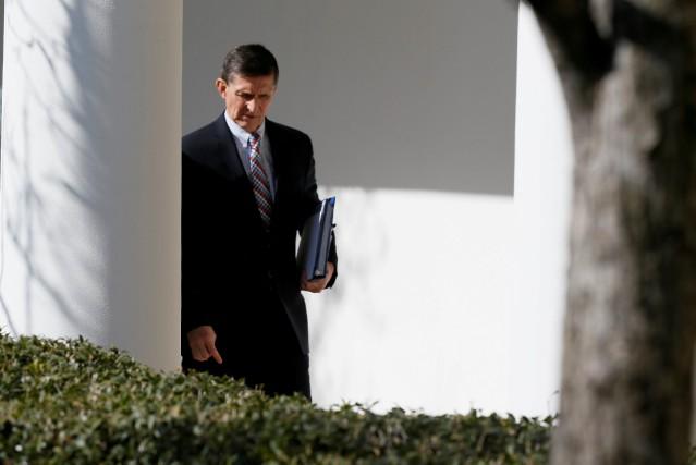 Michael Flynn a été nommé conseiller à la... (PHOTO REUTERS)