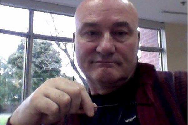 Ian Bush n'a été arrêté et mis en... (Photo tirée de Twitter)