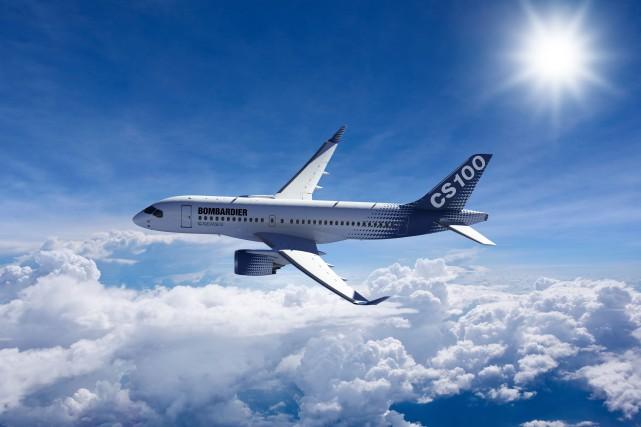Le rival américain réclame une enquête sur les... (Fournie par Bombardier)