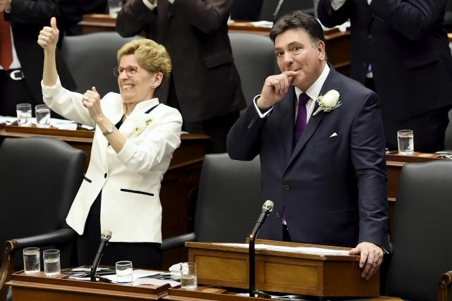 Très attendu, le financement provincial pour la Place... (Nathan Denette, La Presse canadienne)