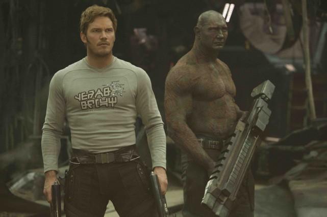 Chris Pratt reprend du service dansGardiens de la... (fournie par Marvel)