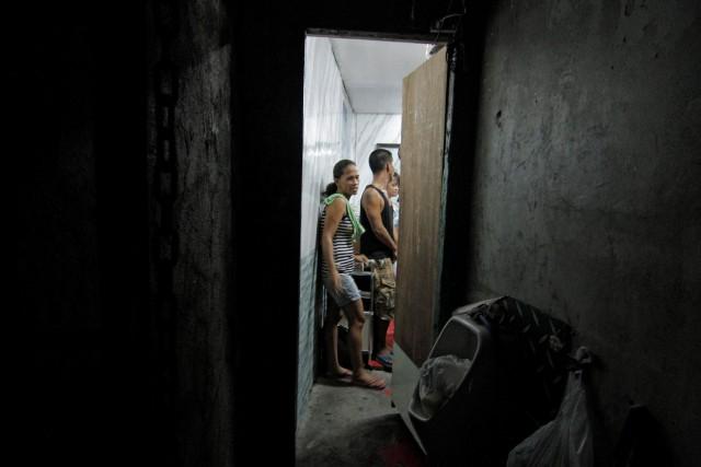 Les prisonniers ont raconté avoir été détenus dans... (Photo Vincent Go, REUTERS)