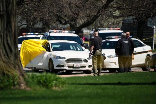 Le 18 avril,Steve Stephens s'est suicidé dans sa... (PHOTORobert Frank, Reuters)