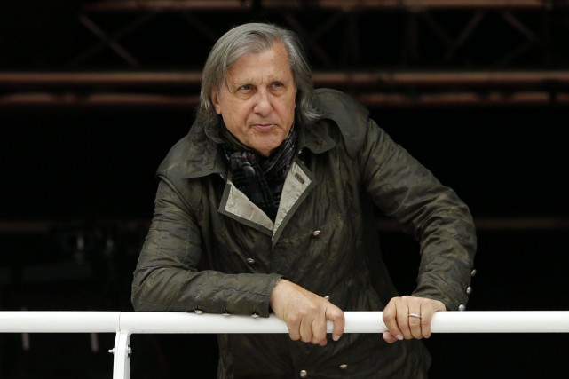 L'ancien joueur de tennis Ilie Nastase... (Photo Alastair Grant, archives AP)