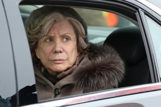 Denise Filiatrault dans C'est le coeur qui meurt... (image fournie par Les Films Séville)