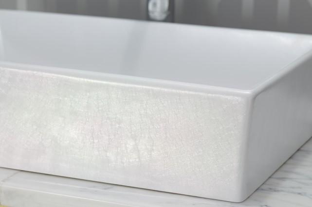 La marque de luxe DXV nous offre un produit à la fois élégant et... (DXV)
