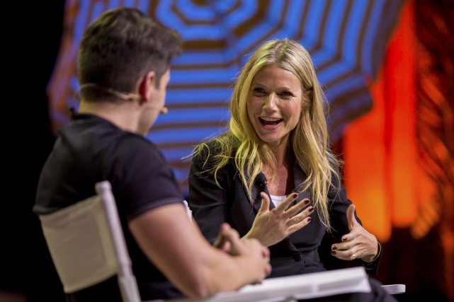 Gwyneth Paltrow a gagné l'Oscar de la meilleure... (Photo Willy Sanjuan, AP)